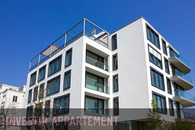 Investissement appartement